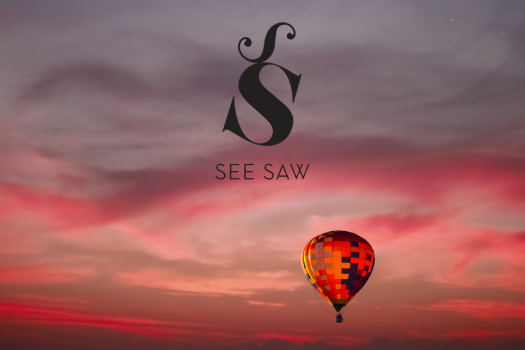 See Saw Hot Air Balloon adventure and Prosecco Breakfast
