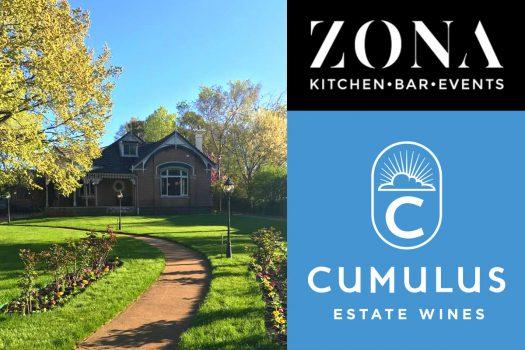 Cumulus Spring Wine Dinner @ Zona