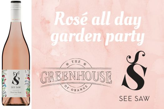 Rosé All Day Garden Party