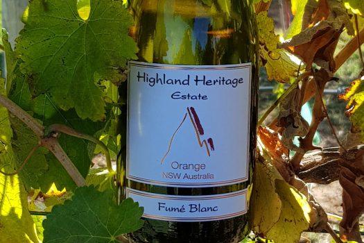 Highland Heritage Estate Canapes & Wine