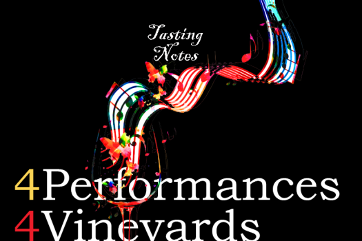 Tasting Notes – A Musical Mystery Tour with Matched Wine